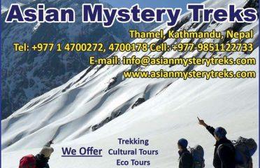 Asian Mystery Treks