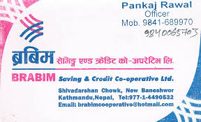 Brabim Saving and Credit Co-operative Ltd.