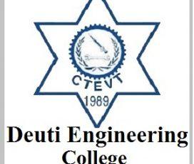 Deuti Engineering College