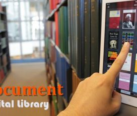 Document Digital Library in Your Place