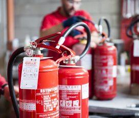 Trusted Fire Extinguisher | AIT AMY'S IT Enterprise
