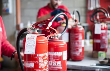 Trusted Fire Extinguisher | AIT AMY'S IT Enterprise