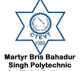 Martyr Bris Bahadur Singh Polytechnic Institute