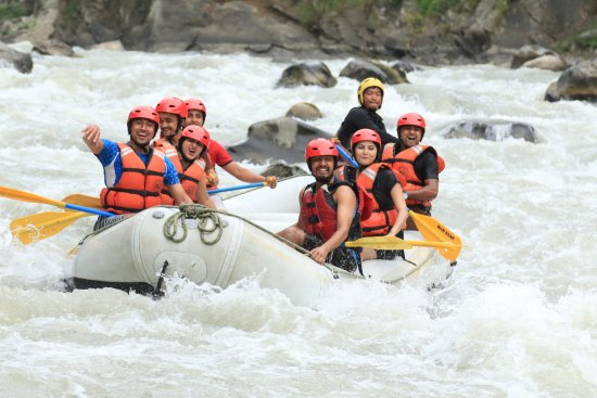 Mountain River Rafting