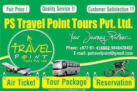 PS Travel Point Tours Pvt.Ltd.