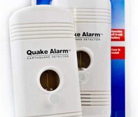Earth Quake Alarm
