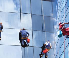 Building and Facade cleaning
