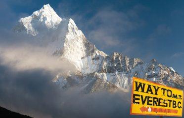 10 Days Everest Base Camp Trek with Himalayan Frozen Adventure