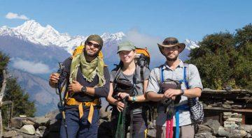 Langtang Valley and Gosaikunda Trekking – 16 Days – Himalayan Frozen Adventure