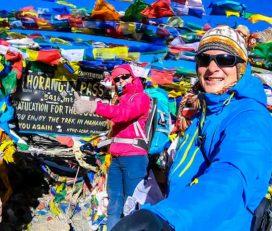 Annapurna Circuit Trek 14 Days with Himalayan Frozen Adventure