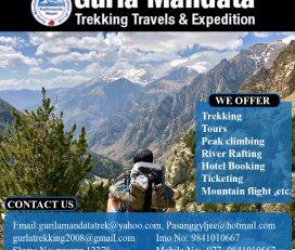 Gurla Mandata trekking