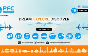 Pokhara Flight Centre Tours & Travel